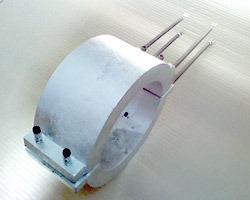 Bandas Calefactoras Fundidas en Aluminio