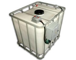 Bandas Calefactoras para Tambores de 200 Lts.